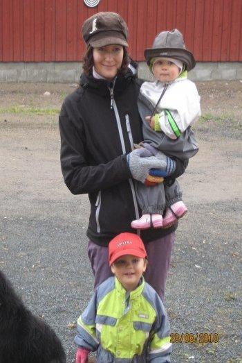 Johanna, Toivo ja Taimi